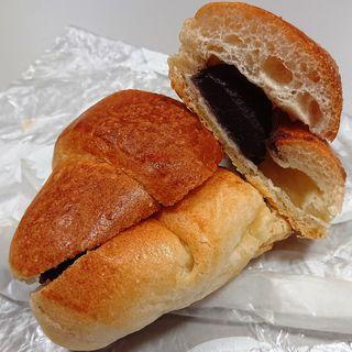 塩バターこしあんパン
