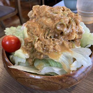 バンバンチーサラダ(ゴマダレ)(中華れすとらん とらの子 )