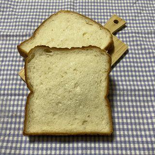 熟成仕込みの湯種食パン 角食 ハーフ