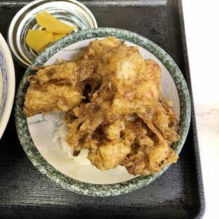 小かき揚 (丼)