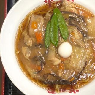 海鮮広東麺