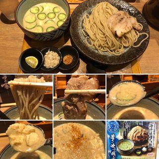 冷汁味噌つけ麺