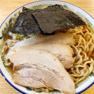 中華そば(煮干し)