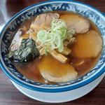 青森煮干し中華 チャーシュー麺