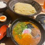 元祖めんたい煮こみつけ麺セット