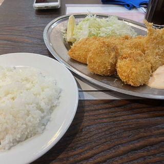 魚ミックスフライ