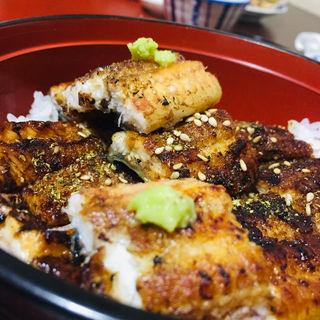 特製 日本一の鰻の二色丼