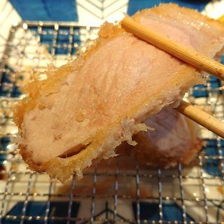 ロースカツ定食 (170g)