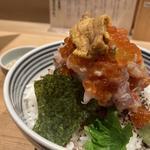 海鮮丼 松