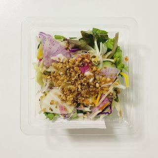 北海道素材入り 緑の30品目サラダ