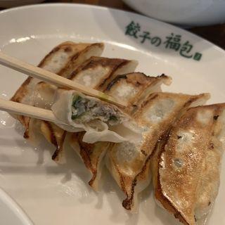 焼き餃子 ニンニクニラあり