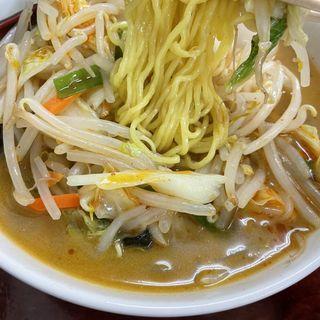 ピリ辛タンメン(細麺)