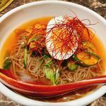 冷麺(細麺ハーフ)