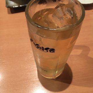 梅酒ジンジャー