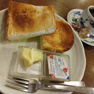 ■バタートーストセット