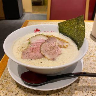 元祖 鶏白湯ラーメン