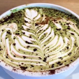 Streamer Latte(ストリーマー コーヒーカンパニー (STREAMER COFFEE COMPANY))