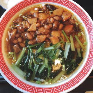 上海辣醤麺