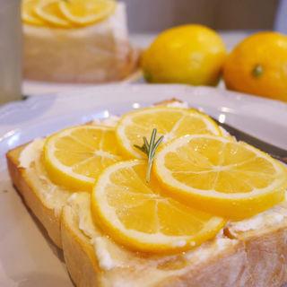 ハニーレモントースト