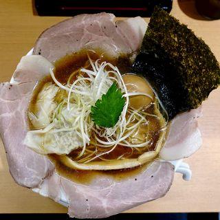 特製チャーシュー麺