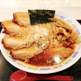 八王子チャーシュー麺