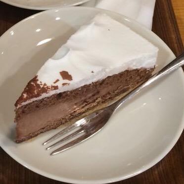 チョコレート・ムース