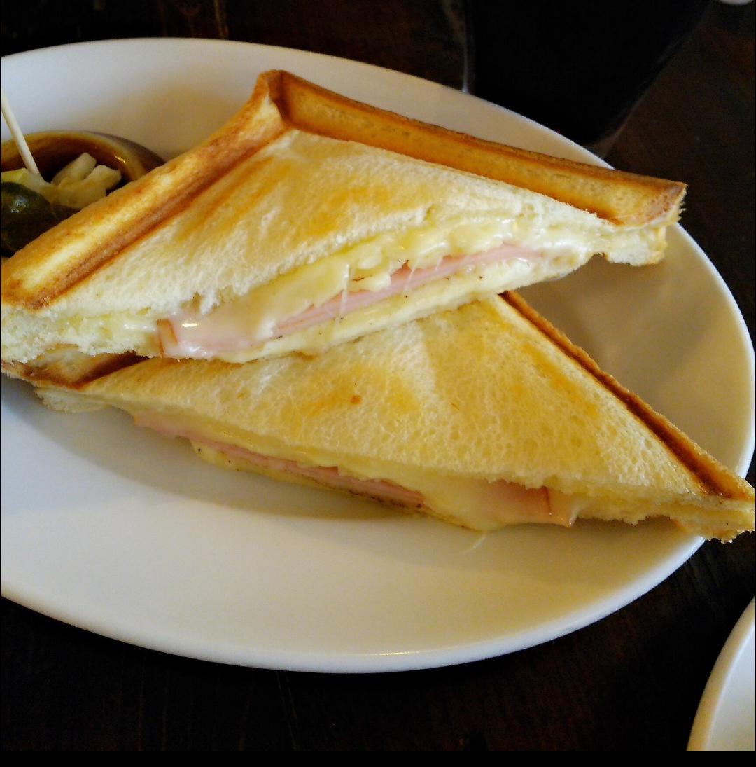 チーズサンド