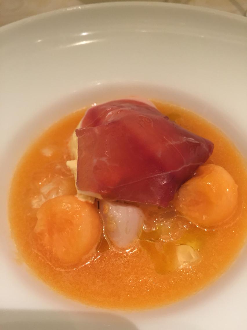 メロンスープ
