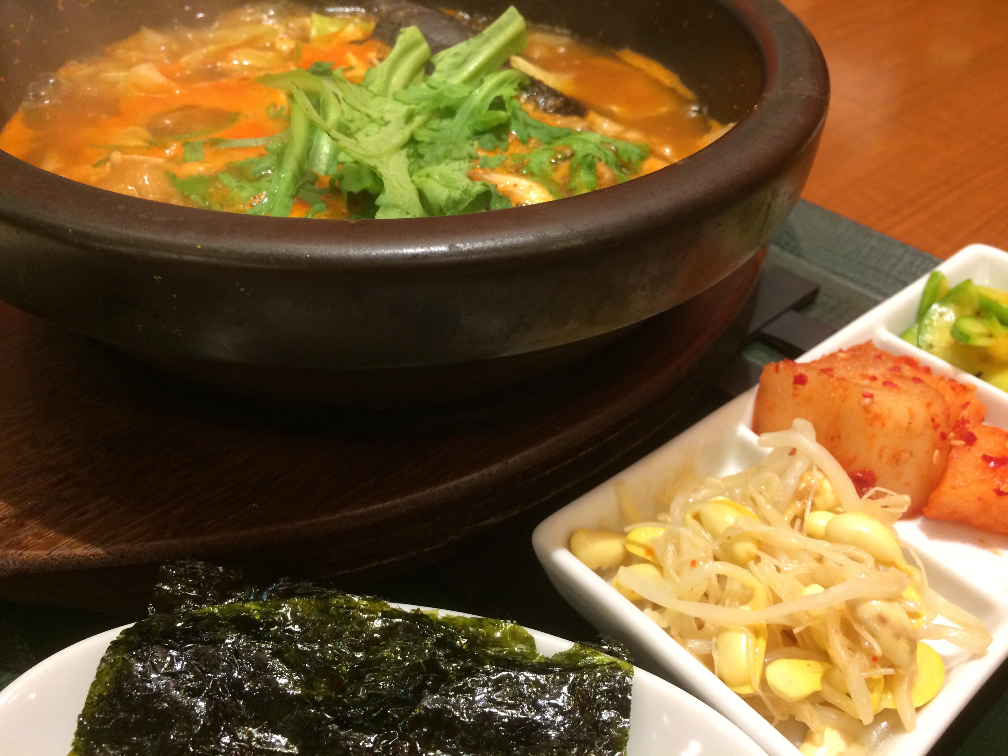 ムール貝スープ