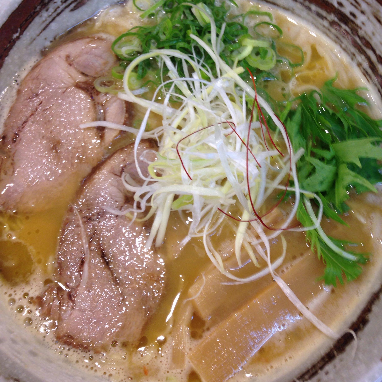 麦味噌ラーメン