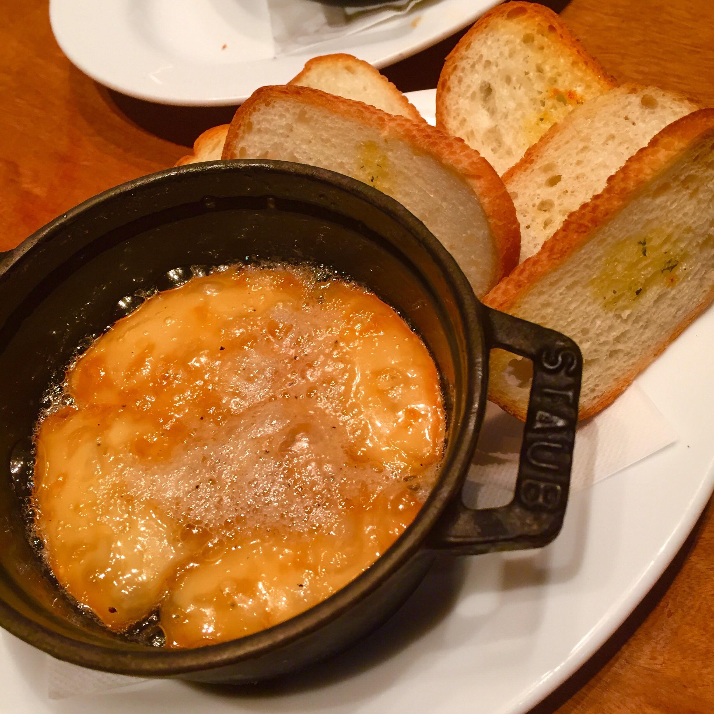 カマンベール焼き