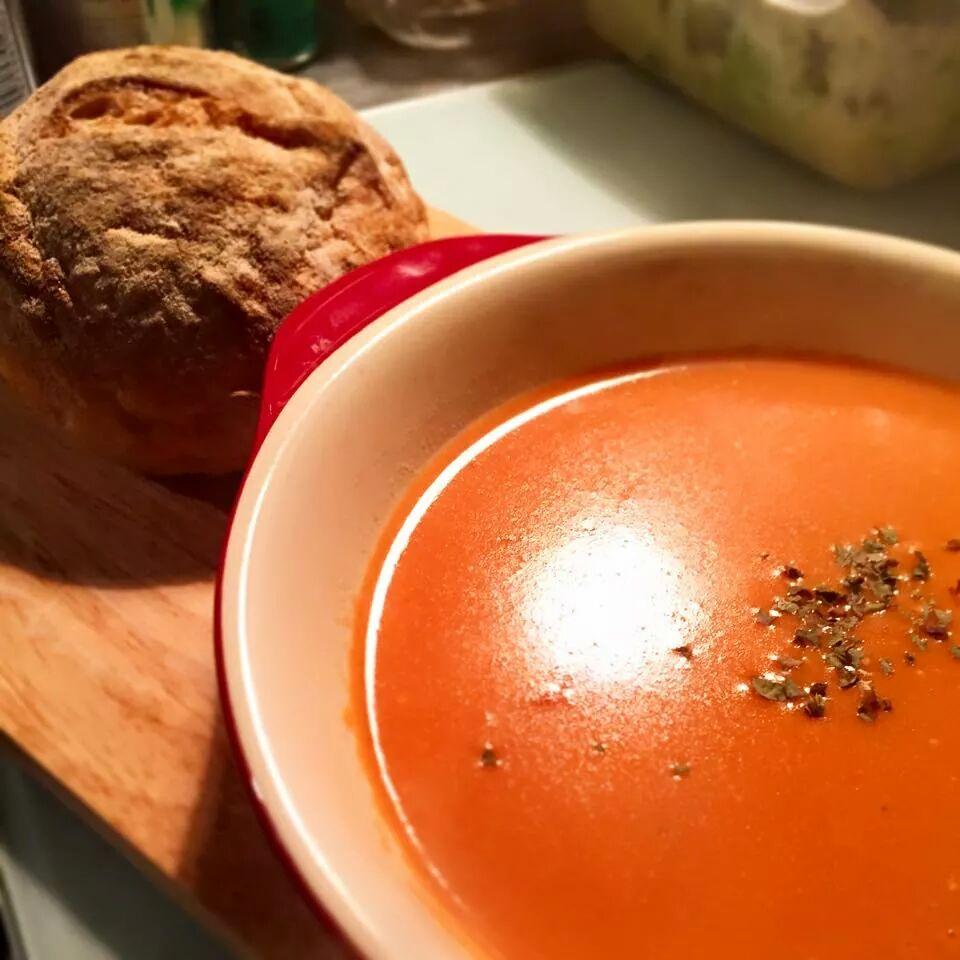 ジャガイモスープ