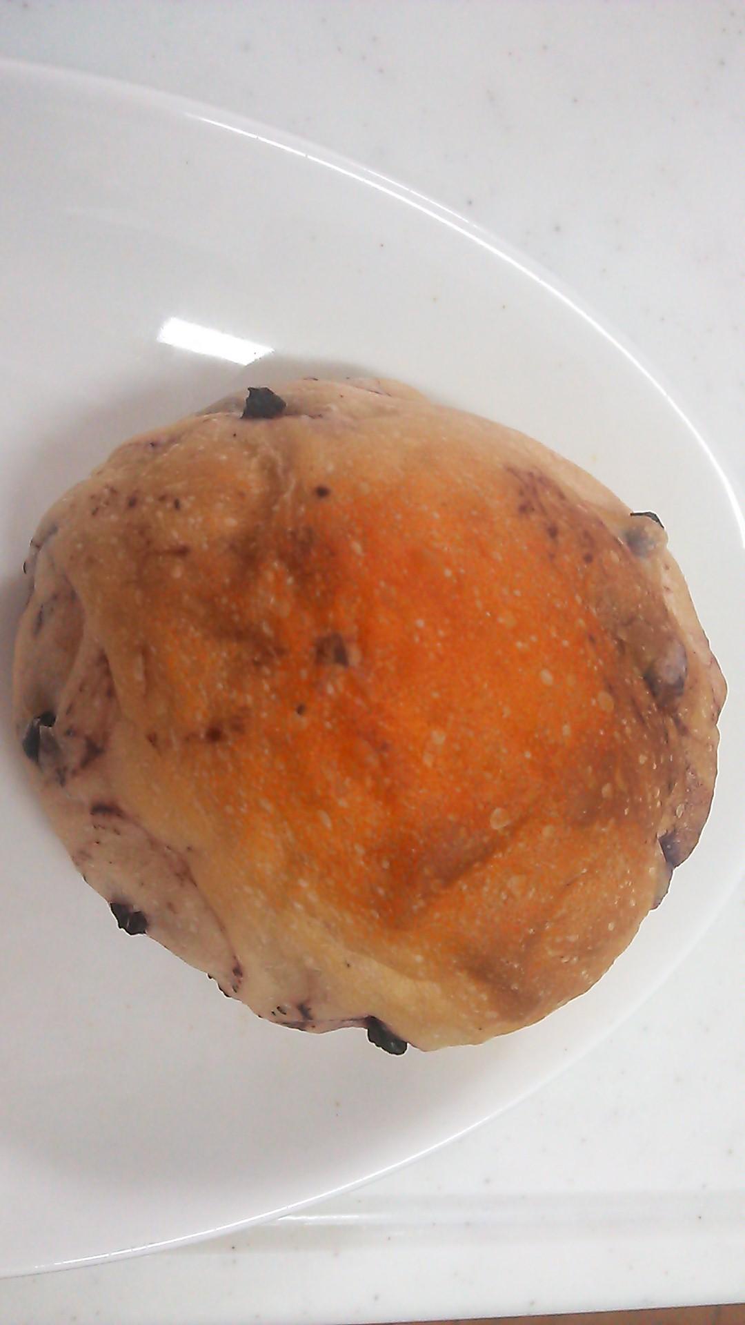 ブルーベリーパン