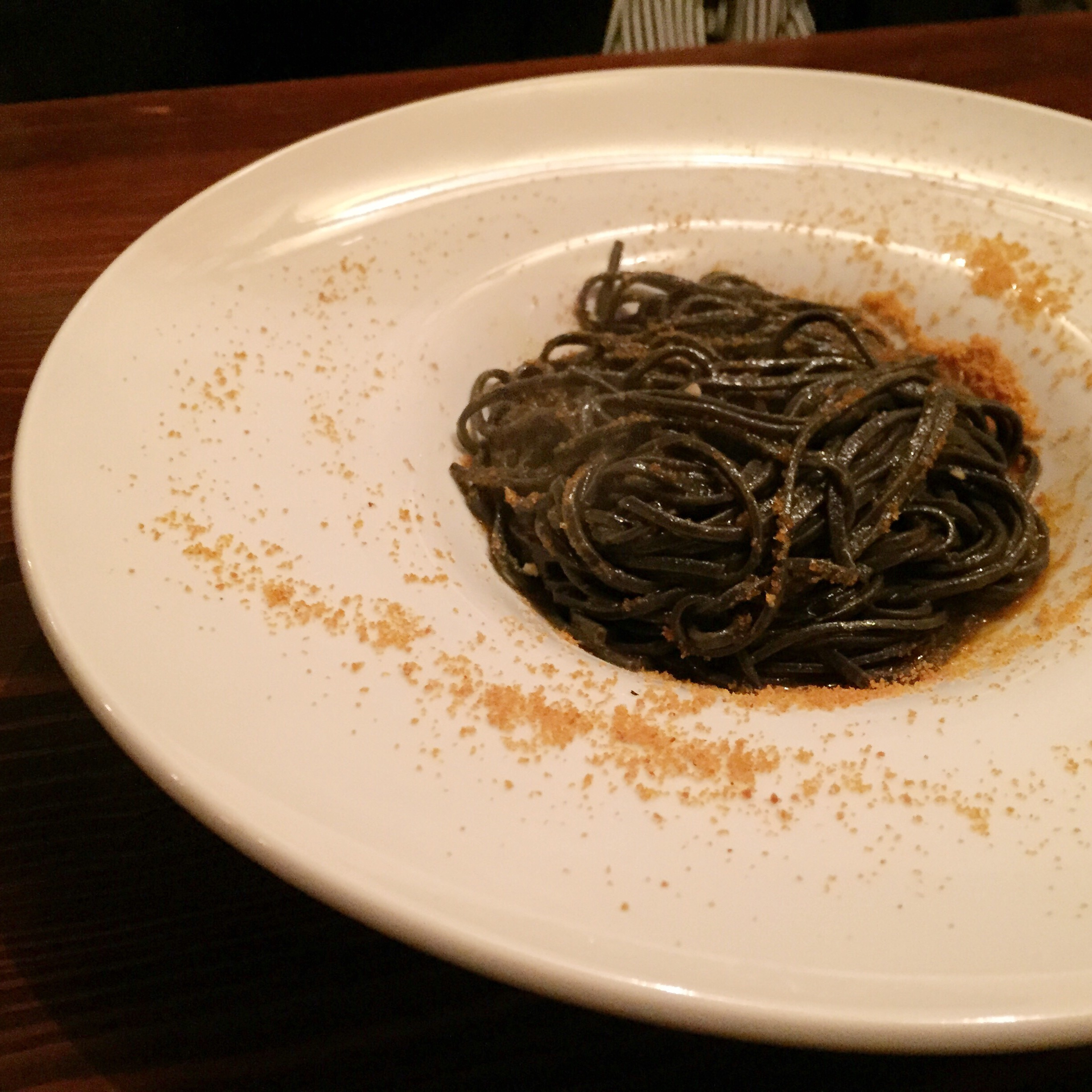 カラスミのスパゲッティ